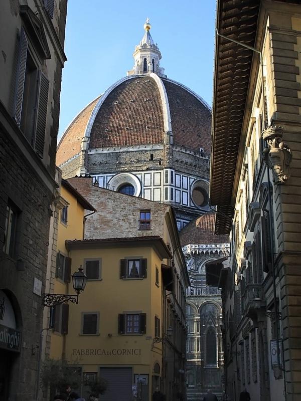 Фото апартаментов и номеров люкс резиденции Hilda во Флоренции